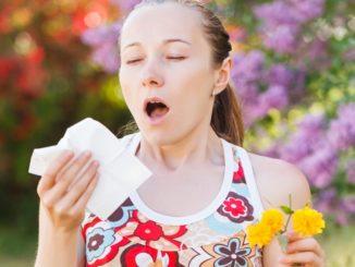 Selbsttest Allergie
