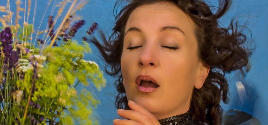 Symptome der Pollenallergie