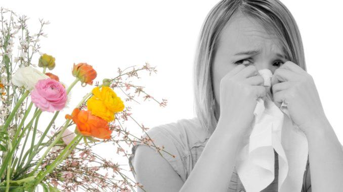 allergie symptome