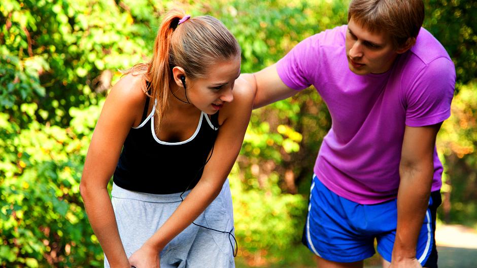 Sport bei Pollenallergie